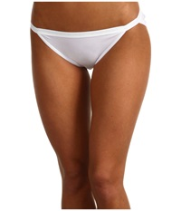 Exofficio Give N Go String Bikini White Women's Underwear