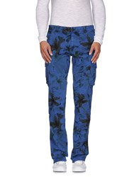 Mason's Trousers Casual Trousers Men Blue
