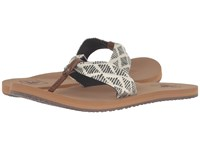 Reef Scrunch Tx Black Diamond Women's Sandals