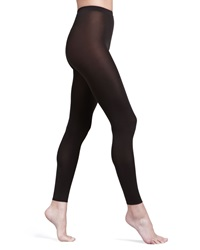 Wolford Velvet Leggings Black Small