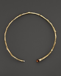 Michael Aram 18K Yellow Gold Twig Collar Necklace