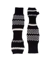 Who S Who Gloves Black
