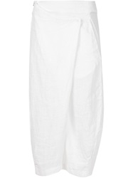 Transit Crossed Front Culottes