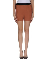 Jucca Shorts Brown