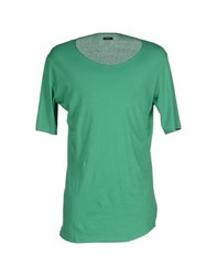 Imperial Star Imperial Topwear T Shirts Men Green