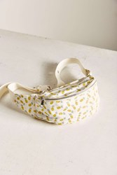 Cooperative Canvas Belt Bag Yellow