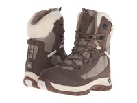 Jack Wolfskin Icy Park Texapore Siltstone Women's Shoes Brown