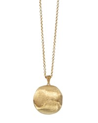 Marco Bicego 18K Yellow Gold Africa Bead Necklace 31.5