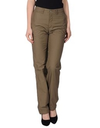 Dockers Casual Pants Military Green