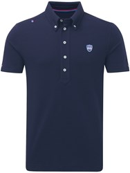 Bunker Mentality The Pinch Playa Polo Navy