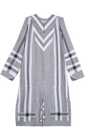 Cecilie Copenhagen Marrakech Maxi Dress White