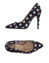 Msgm Footwear Courts Women Cocoa