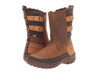 Merrell Sylva Mid Buckle Waterproof Tan Women's Boots