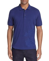 Robert Graham Jawbone Canyon Classic Fit Polo Shirt Navy