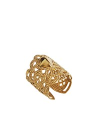 Ela Stone Jewellery Rings Women Gold