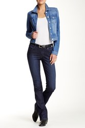 Level 99 Sasha Mid Rise Bootcut Jean Blue