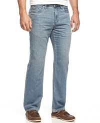 Tommy Bahama Core Jeans Coastal Island Standard Jeans Light Wash