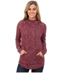 Marmot Tess Hoodie Berry Wine Women's Sweatshirt Purple