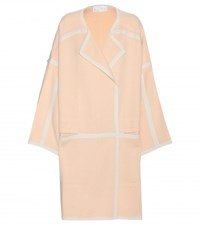 Chloe Cashmere Open Cardigan Pink