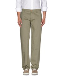 Peuterey Trousers Casual Trousers Men Military Green