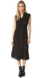 Knot Sisters Outlaw Dress Black