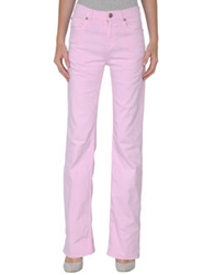 Xandres Denim Pants Pink