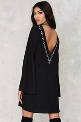 Nasty Gal Wild 'N Free Embroidered Dress
