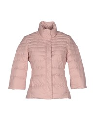 Dekker Coats And Jackets Down Jackets Women Pink