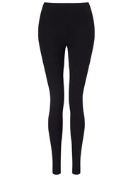 Miss Selfridge Ankle Leggings Black