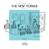 Cartoons From The New Yorker 2015 Mini Wall Calendar By Conde Nast 9781449451264 Calendar Barnes And Noble