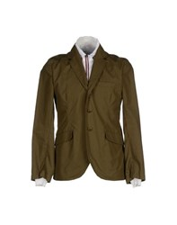 Gold Bunny Suits And Jackets Blazers Men