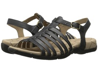 Sanita Cadence Black Women's Sandals