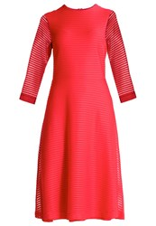 Kiomi Summer Dress Red