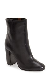 Frye Women's 'Mina' Bootie Black Soft Calf Leather