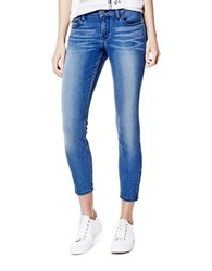 Guess Skinny Ankle Jeans Light Wash
