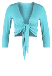 Tom Tailor Cardigan Pool Turquoise