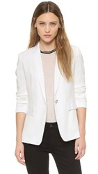 Rag And Bone Windsor Blazer White