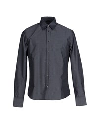 Yoon Shirts Shirts Men Steel Grey