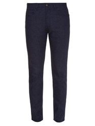 Gucci Slim Fit Jeans Navy