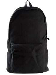 Ann Demeulemeester Oversized Backpack Black