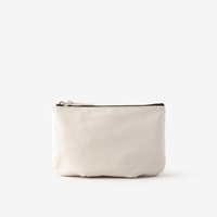 Clare V. X And Other Stories Laurel Canyon Pouch Black White