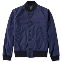 Engineered Garments Tf Jacket Blue