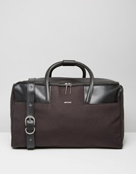 Matt And Nat Zam Holdall Black