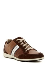 Kenneth Cole Reaction Mess Enger Sneaker Brown