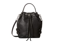 Rebecca Minkoff Moto Bucket Black Handbags