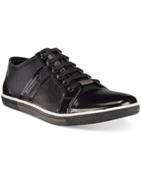 Kenneth Cole New York Men's Both Feet Down Sneakers Men's Shoes Black