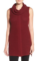 Vince Camuto Women's Two By Knit Cowl Neck Tunic