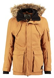 Your Turn Active Snowboard Jacket Rubber Camel