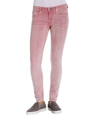 Vigoss Chelsea Skinny Jeans Dusty Rose
