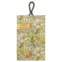 Heathcote And Ivory Morris And Co Golden Lily Scented Sachet